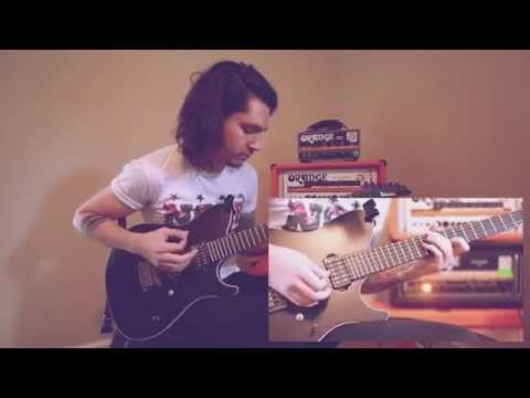 "Joshua Moore of We Came As Romans Tutorial - ""I Survive"""