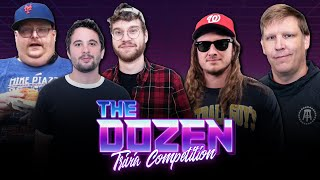 Trivia Showdown: Massive Blunder As Match Goes Down To The Wire (Ep. 012 of 'The Dozen')