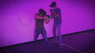 Бизнес в США: $65K в клуб виртуальной реальности в Голливуде в Лос-Анджелесе