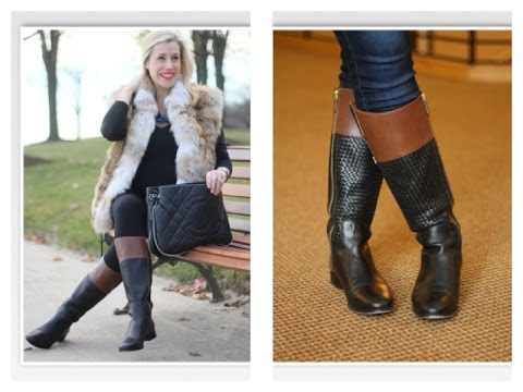 Heather's Couture Corner - Cole Haan Boots and Customer Service Review