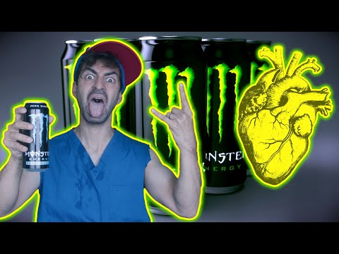 A Student Drank 2L Of Energy Drink A Day. This Is What Happened To His Heart