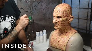 How Masks Are Made For Hollywood