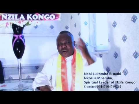 NZILA KONGO, NABI LUKOMBO: CHRETIEN ZOBA a tindelaka SATAN FEU ilfo batindaka MAYI.