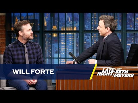 Will Forte Earned the Nickname Uncle Stinky