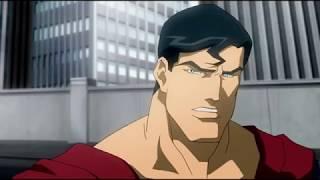 Супермен и Шазам против Черного Адама ч 3-Смерть Черного Адама