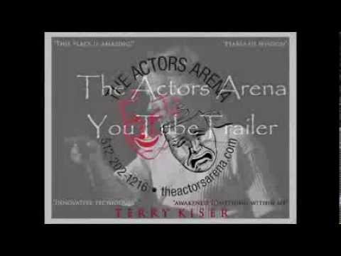 for The Actors Arena, led by renowned actor Terry Kiser!