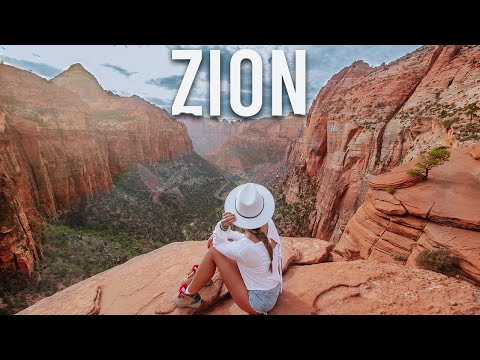 Zion National Park - PLAN YOUR PERFECT TRIP to ZION