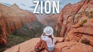 Zion National Park - PĻAN YOUR PERFECT TRIP to ZION