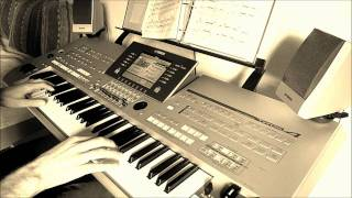 Dilemma - Nelly & Kelly Rowland (Piano Cover) (Yamaha Tyros 4)