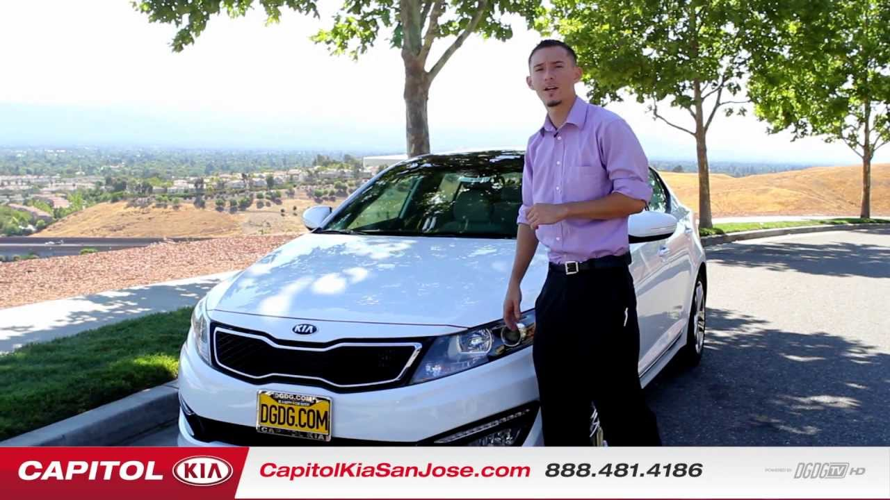 Beautiful 2013 Kia Optima Model Line Video | Capitol Kia | San Jose, CA