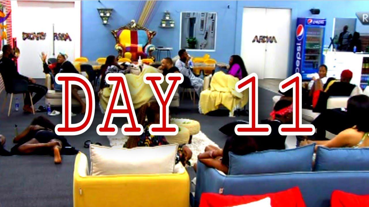 Download BBNaija Lockdown 2020 Day 11 Highlights    BBNaija Season 5