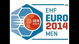 Гандбол / Чемпионат Европы 2014 / Мужчины / Полуфинал № 2 / Дания - Хорватия