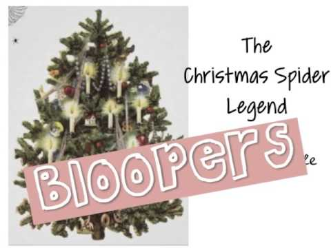 The Christmas Spider Legend - YouTube