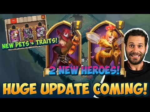 Massive CC Update ARE YOU READY Castle Clash
