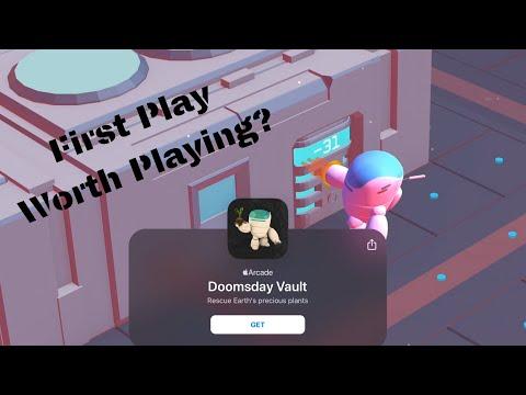 Doomsday Vault Apple Arcade