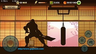 HACK SHADOW FIGHT 2 (LINK IN THE DISCRIPTION) EVERYTHING (NO ROOT) BOSS HACK GOD MOD