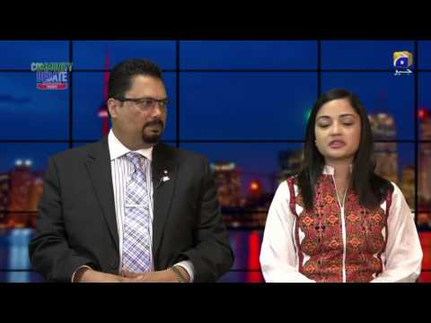GEO Toronto Community Debate Pakistani Christian Community in Canada