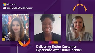 Delivering better customer experience with omni-channel | #LessCodeMorePower
