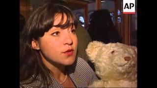 Germany - 150 years of teddy bears