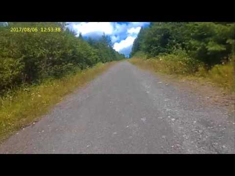 Arrow River Road - Thunder Bay , Ontario - Raw Video