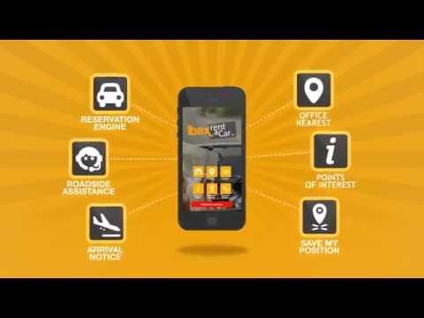Ibexrentacar Car Rental Software Mobile APP