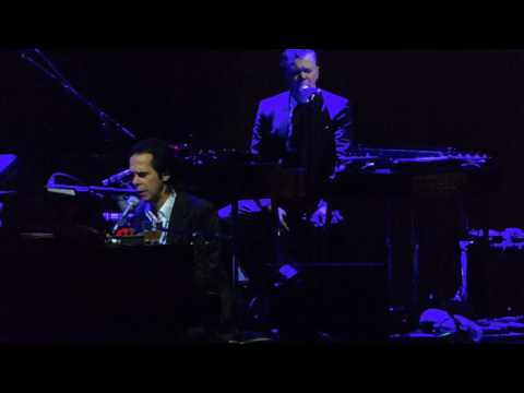 Nick Cave & The Bad Seeds - People ain't no good - Live - Auckland 2017