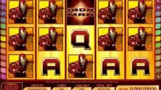 Игровые автоматы Iron Man от Playtech