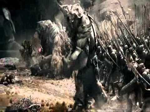 Sortie de Thorin - Hobbit Bataille des cinq armées VF