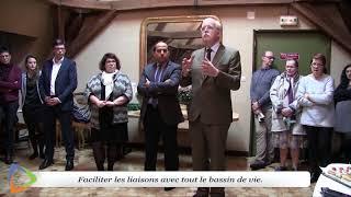 Le maire et président du conseil de surveillance de l'hôpital, Jean-Yves Caullet :