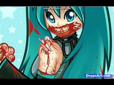 Nightmare Miku Hatsune Voice