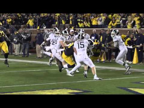 "Michigan State Football 2015 Regular Season Recap - ""Reach Higher"""
