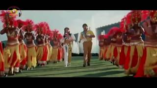 Alluda Majaka Telugu Movie Songs Reddu Reddu Music Video Chiranjeevi Rambha Koti