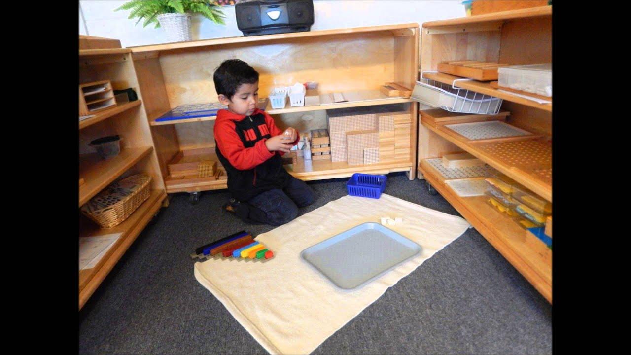 Horsham Montessori Childrens House Montessori Classroom October