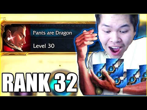 RANK 32? RUNIC ECHOES HECARIM? DON'T TRY THIS AT HOME - Actually GOING for RANK 1 - Ep. 47 | LoL