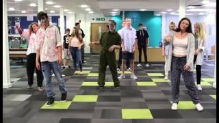 Amy Heald and Simone Ryder - Thornaby Academy Zombie Apocalypse 1415