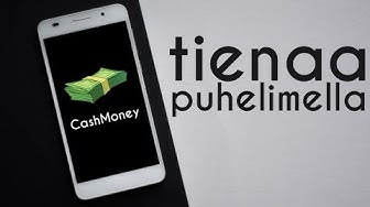 Miten Tienata Rahaa Puhelimella?