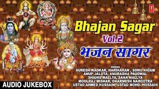 रविवार Special~भजन सागर I Bhajan Sagar Vol.2 I Great Collection of Bhajans I Full Audio Songs