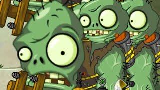 Plants Vs Zombies 2 - GIGA Big Head Zombies Pinata Party! PvZ 2