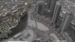 Salto BASE desde la torre Burj Dubai