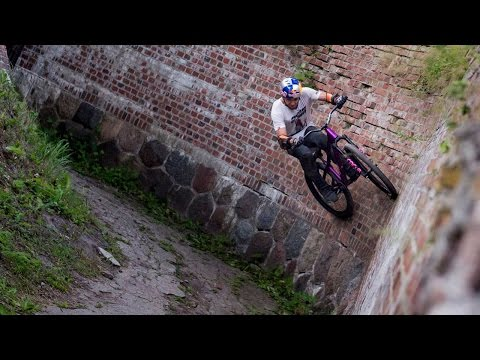 Pavel Alekhin Nailing World-First MTB Tricks
