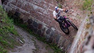 Fortification: Pavel Alekhin Nailing World-First MTB Tricks