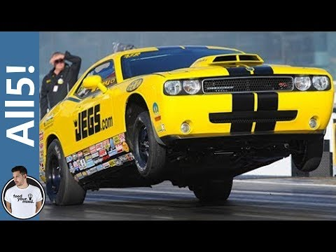 5 Fastest Accelerating Productions Cars!