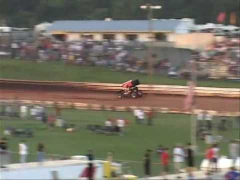 URC Sprints Williams Grove Speedway Steven Downs 12d 08-03-2012