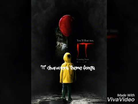 it---characters-theme-songs
