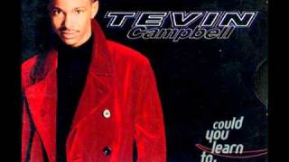 Watch Tevin Campbell Could You Learn To Love video