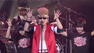 http://www.kishidan.com/ 2014.6.26 Zepp Tokyo 私立恵比寿中学 vs 氣...
