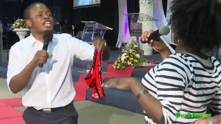 Prophet Bushiri Locates Lady s Lost Pant Through Prophesy In Church