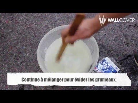 Papier Peint Comment Preparer La Colle Directive Wallcover
