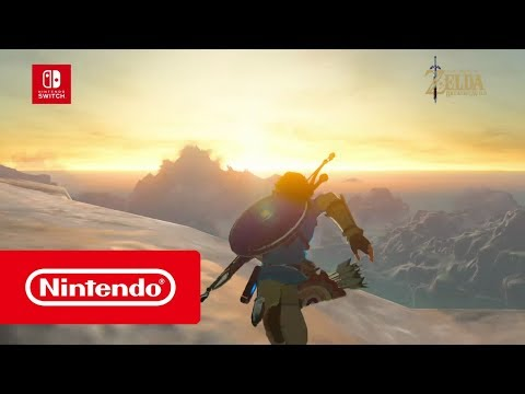The Legend of Zelda: Breath of the Wild - Spot gameplay (Nintendo Switch)