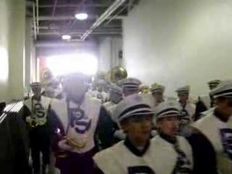 PennState Blue Band: arrival in Jordan